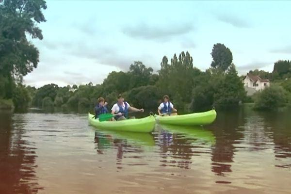 Le patrimoine de la Haute-Vienne à découvrir en canoë