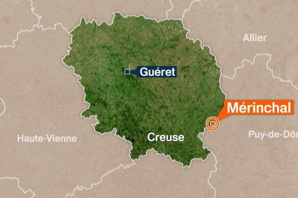 Mérinchal fait partie des communes creusoises où le vent a particulièrement soufflé durant ce mercredi 16 septembre