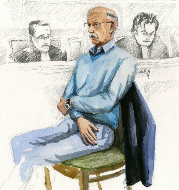 Le médecin généraliste Michel Fabre, âgé de 69 ans, est accusé d'avoir violé, à plusieurs reprises, une de ses clientes handicapée.