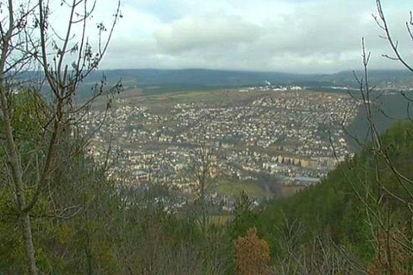 Mende - la seconde plus petite préfecture de France voit sa population baisser depuis 2006