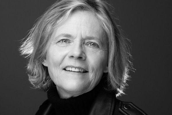 Florence Aubenas, grand reporter au Monde, mai 2021. Fidèle du festival international de journalisme de Couthures-sur-Garonne.