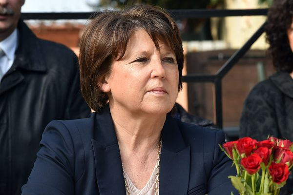 Martien Aubry le 18 mars 2015.