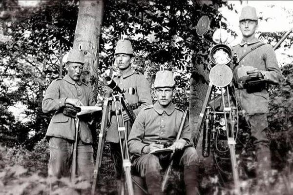 Histoires 14-18 : les postes optiques allemands