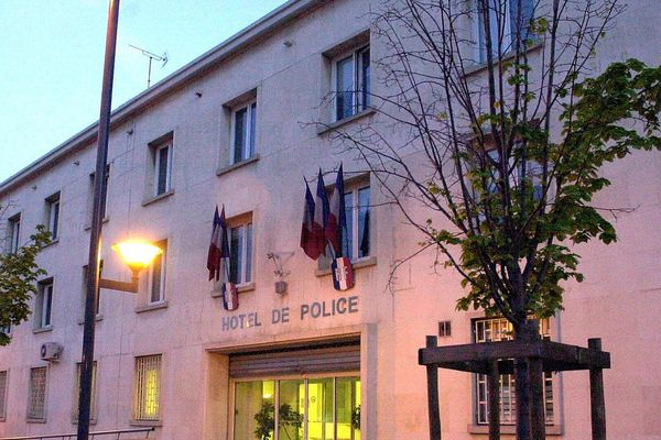 L'hôtel de police de Béziers.