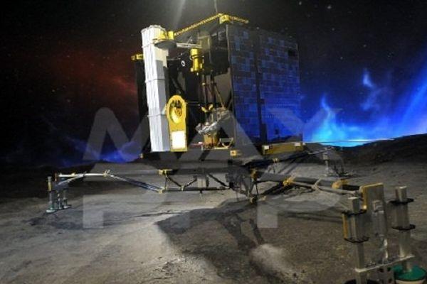 Philae s'est réveillé dans la nuit du 13 au 14 juin 2015