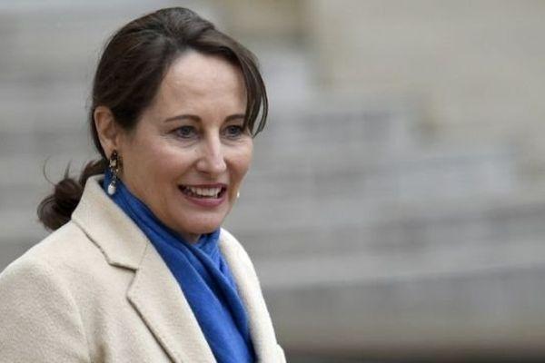 Ségolène Royal, ministre de l'Écologie, du Développement Durable et de l'Énergie