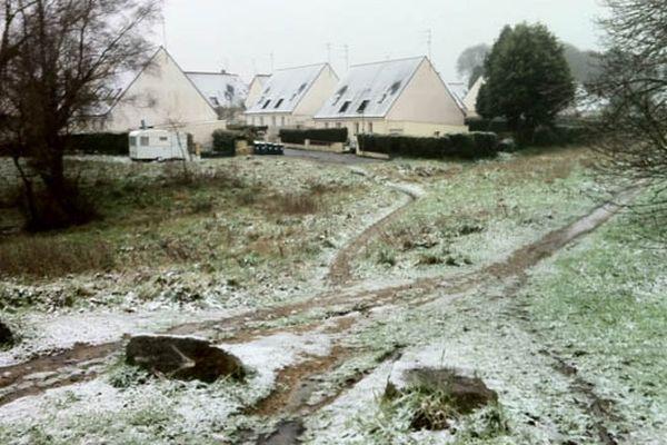 Lors de l'épisode neigeux du 18 janvier
