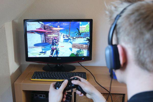 Le jeu vidéo Fortnite rassemble plus de 250 millions de joueurs. Photo d'illustration