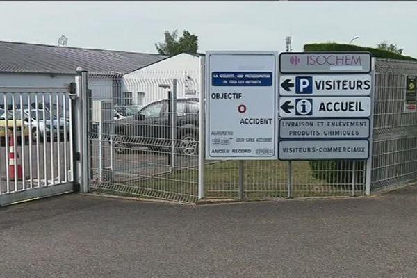 Isochem en redressement judiciaire : 96 emplois sont menacés sur le site de Pithiviers dans le Loiret