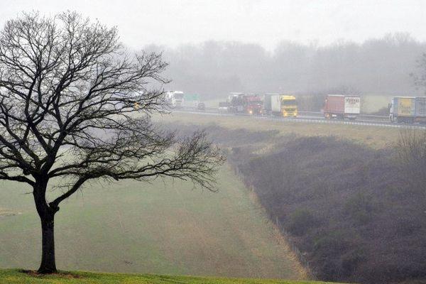 Ronan Dantec, sénateur EELV de Loire-Atlantique proposes que les camions bénéficient de l'écotaxe pour être modernisés