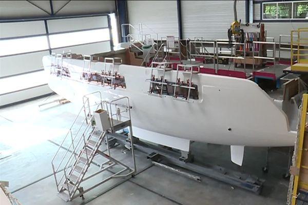 Le groupe Chantier Naval Bordeaux employait 1200 personnes avant la crise sanitaire. Un peu plus de 900 sont encore sous contrat aujourd'hui dont près de la moitié en chômage partiel.