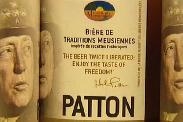 La bière Patton est à déguster avec modération.