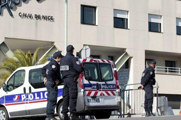 Reconstitution à Nice de l'assassinat d'Hélène Pastor (Archives)