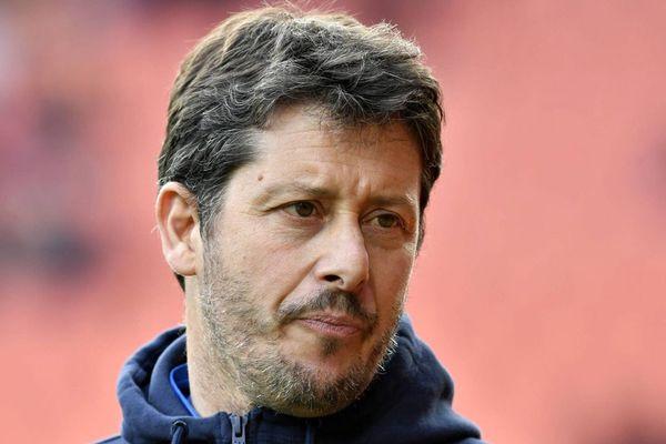 Fabien Mercadal, le nouvel entraîneur du Stade Malherbe de Caen