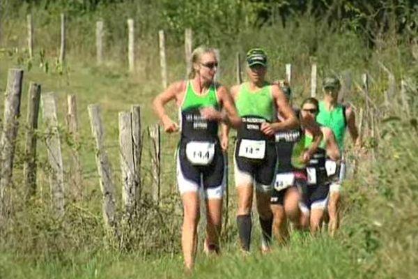 17 km de course à pied pour le triathlon du lac de Paladru