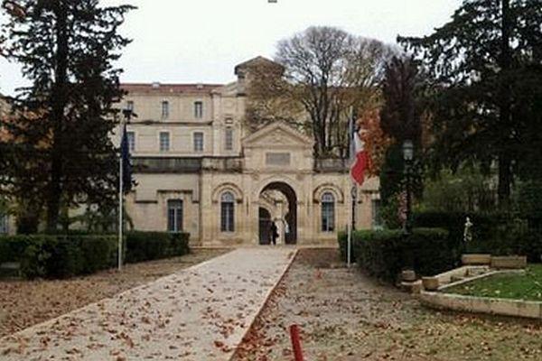 Internat d'excellence de Montpellier - 28 novembre 2012