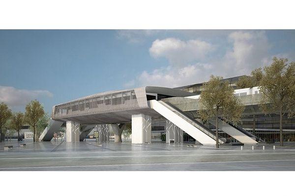 station Via Silva