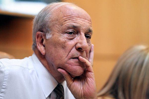 Dominique Bucchini, président de l'Assemblée de Corse entre 2010 et 2015.