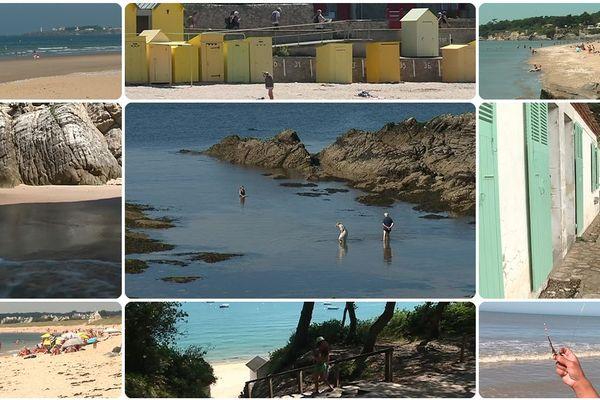 A la découverte des plages en Loire-Atlantique et Vendée