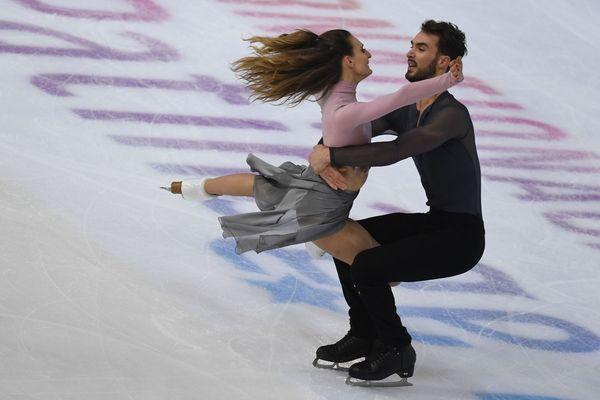 En danse sur glace, les Auvergnats Gabriella Papadakis et Guillaume Cizeron dominent la discipline au niveau continental depuis cinq saisons.