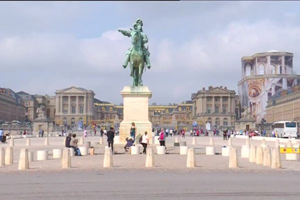 Versailles, le château de Louis XIV