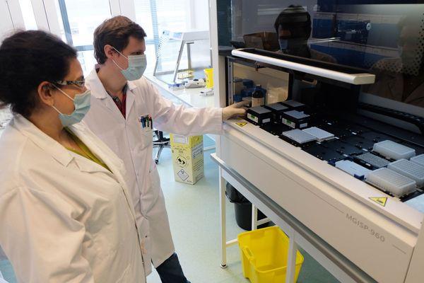 A partir du 18 mai, 2000 tests de dépistage du coronavirus pourront être effectué chaque jour au CHU de Clermont-Ferrand.