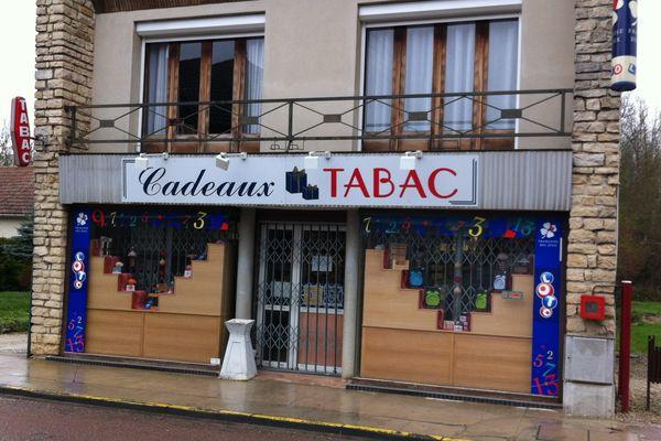 Bureau de tabac de La Vanne (Estissac - Aube)