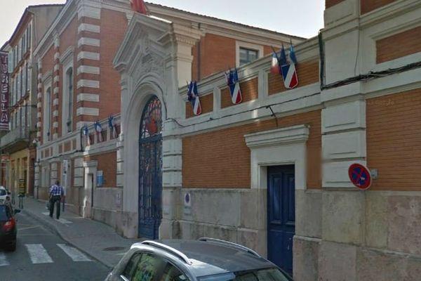 La mairie de Montauban