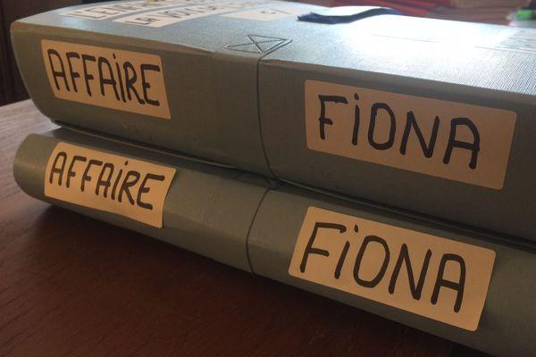 Le dossier de l'affaire Fiona reste en attente jusqu'au début de l'année 2020.