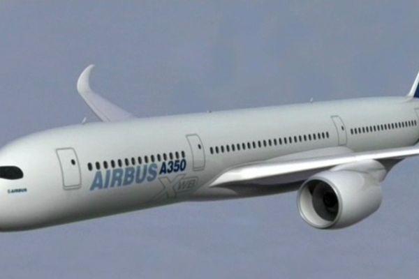 C'est avec son gros porteur A350 qu'Airbus pourrait faire une percée au Japon.
