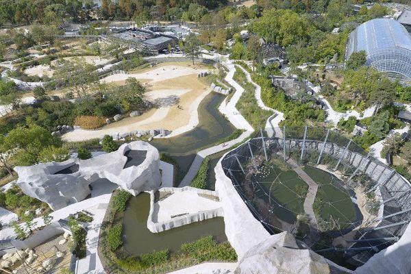 Le Parc Zoologique de Paris s'étend sur 14 hectares.