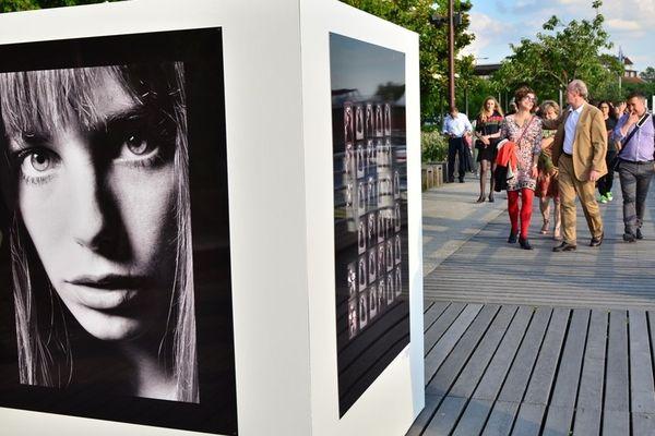 La deuxième édition de Portrait(s) a lieu du 13 juin au 31 août à Vichy (Allier)