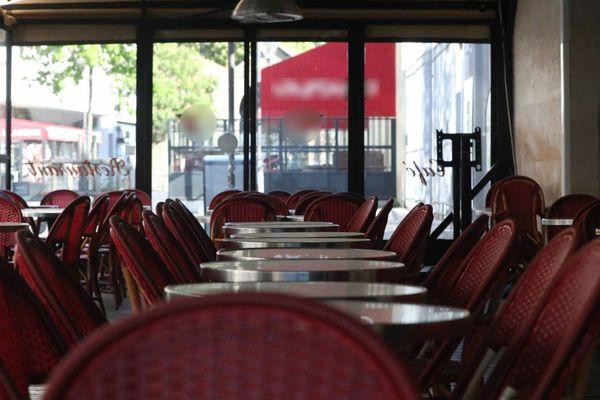Illustration. Déconfinement progressif à partir du 11 mai, mais restaurants et bars resteront fermés.
