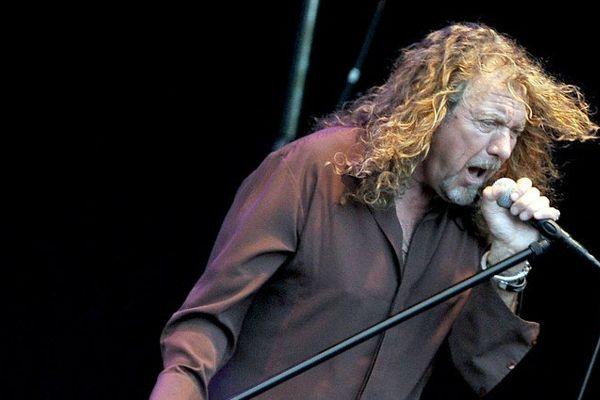 Parmi les têtes d'affiche de Jazz à Vienne, Robert Plant, le chanteur de Led Zeppelin