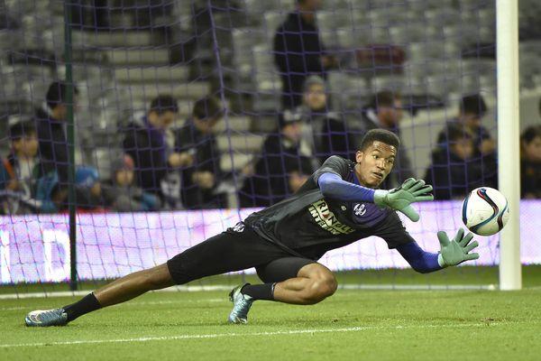 Désormais gardien du FC Nantes, Alban Lafont va retrouver les buts du Stadium de Toulouse, où il avait éclos en tant que titulaire fin 2015.