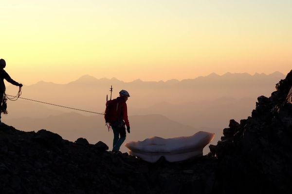 L'alpinisme, un sport d'équipe