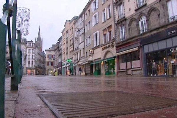 Centre-ville de Limoges