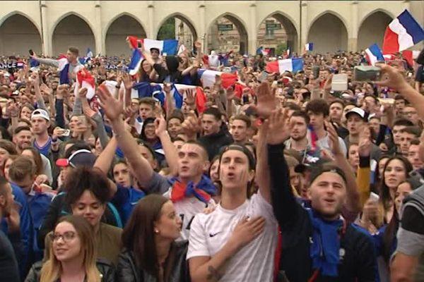 Comme en 2016, les supporters de l'équipe de France de football sont attendus au Campo Santo d'Orléans pour soutenir les Bleus