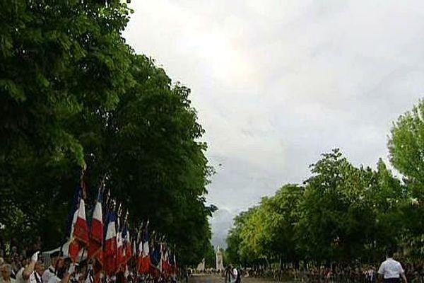 Le défilé du 14 juillet