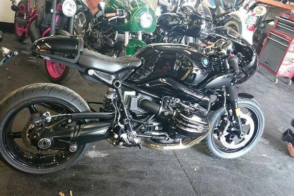 Kikishop customs : dans l'antre d'un préparateur de motos, et de la customisation