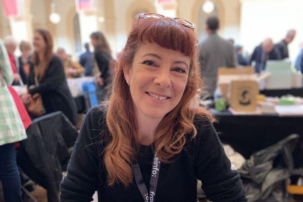 """Marie Neuser est nominée pour le prix des lecteurs pour son titre """"Délicieuse"""""""