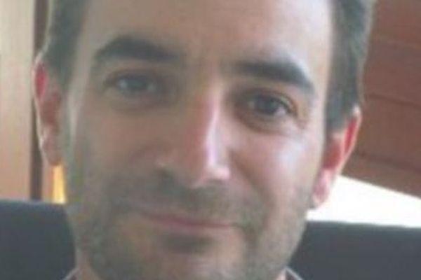 Damien Cauchy, 41 ans, est parti courir en montagne dans le secteur de Cauterets