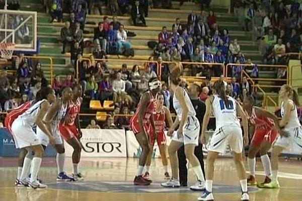 Basket Euroligue : Mondeville-Salamanque (13/01/2013)