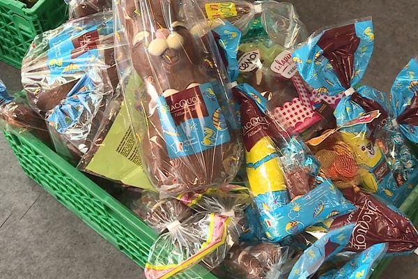 L'association Le Bazar de Lisette veut collecter plus de 500 chocolats lors de cette journée.