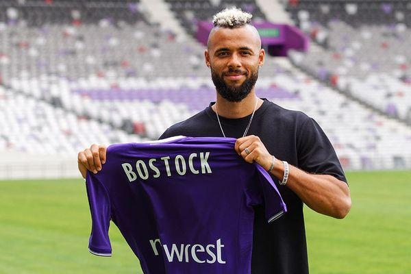 John Bostock est arrivé à Toulouse