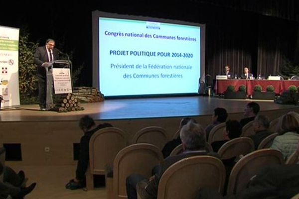 Un grand absent lors du congrès, Stéphane Le Foll