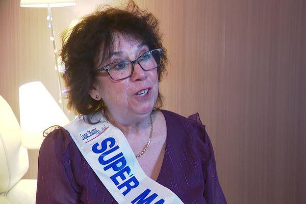A 61 ans, Catherine Marcel vise le titre de Super Mamie France.