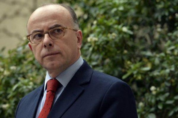 Bernard Cazeneuve, ministre de l'intérieur est à Calais ce vendredi.