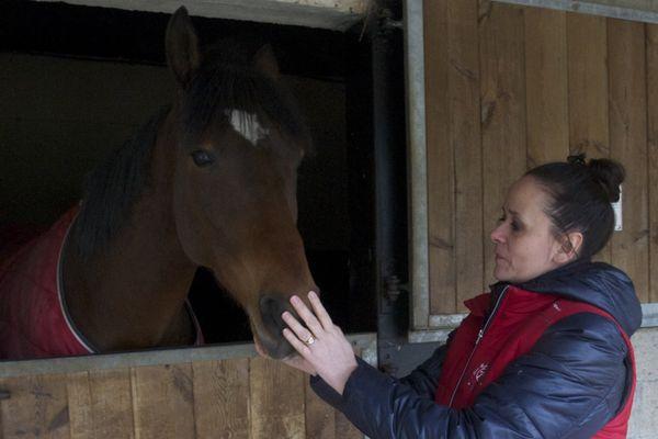 """Claude Ceulenaere """"les contrats qui nous lient aux adoptants protègent autant les chevaux que les futurs acquéreurs"""""""