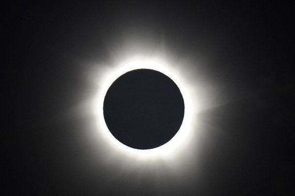 Eclipse solaire en Australie (photo d'illustration- astronomie)